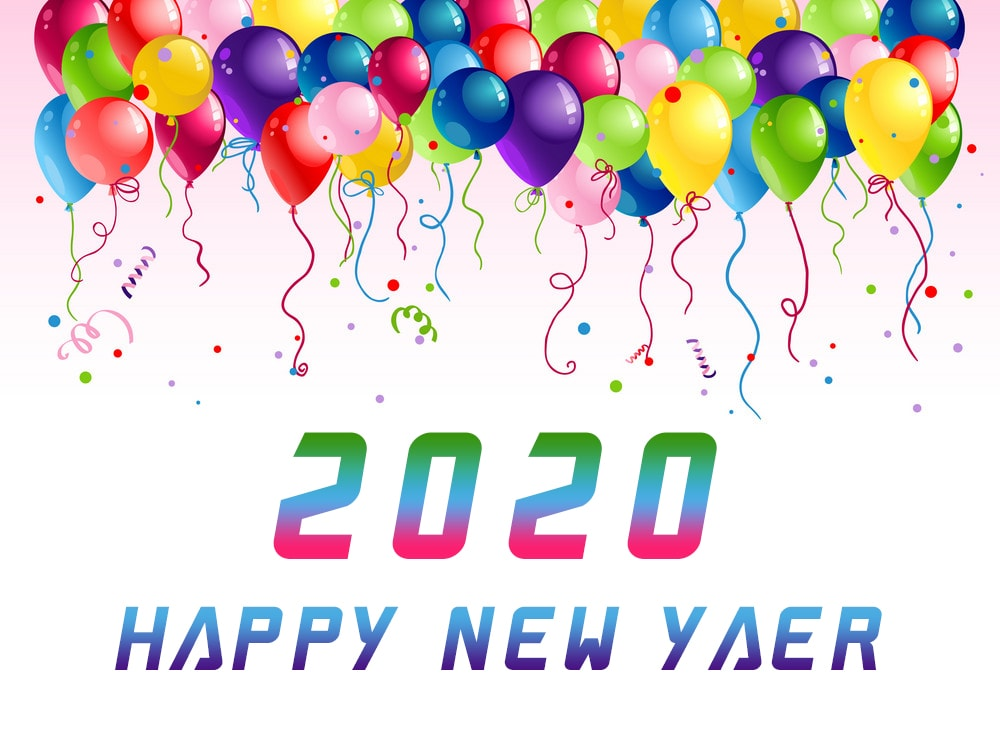 Free New Years Clip Art | Vintage happy new year, New year clipart, Happy  new year images